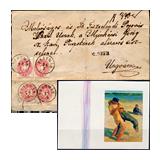 283. Gelaufene Fernauktion - Philatelie und Postgeschichte Ungarn