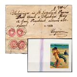 283. Closed Online auction - Hungarian philately and postal history