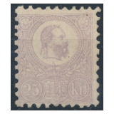 284. Online Auction sale of the unsold lots - Hungarian philately and postal history