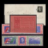 284. Gyorsárverés maradékeladás - Külföldi filatélia és postatörténet