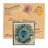 288. Online auction - Hungarian philately and postal history
