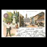 289. Closed Online auction - Postcards