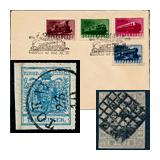 290. Fernauktion - Erlesene Lose und Sammlungen der Auktion
