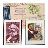 292. Rücklosliste der Fernauktion - Erlesene Lose und Sammlungen der Auktion