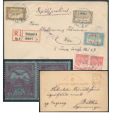 293. Online auction - Hungarian philately and postal history