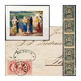 294. Gyorsárverés maradékeladás - Kiemelt tételek és gyűjtemények