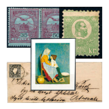 296. Online Auction sale of the unsold lots - Selected items and collections from the auction