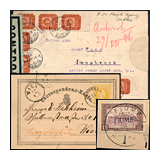 297. Closed Online auction - Hungarian philately and postal history