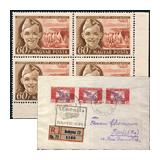 298. Gelaufene Fernauktion - Philatelie und Postgeschichte Ungarn
