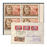 298. Closed Online auction - Hungarian philately and postal history