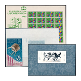 298. Closed Online auction - Foreign philately and postal history