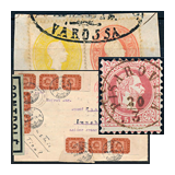 299. Closed Online auction - Hungarian philately and postal history