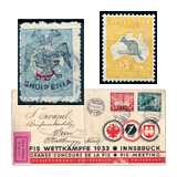 299. Closed Online auction - Foreign philately and postal history