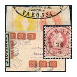 299. Gyorsárverés - Magyar filatélia és postatörténet