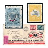 299. Gyorsárverés - Külföldi filatélia és postatörténet
