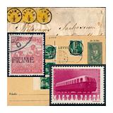 301. Gelaufene Fernauktion - Philatelie und Postgeschichte Ungarn