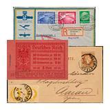 301. Gelaufene Fernauktion - Philatelie und Postgeschichte Ausland