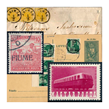 301. Closed Online auction - Hungarian philately and postal history