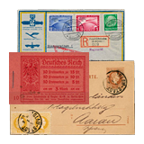 301. Closed Online auction - Foreign philately and postal history
