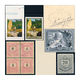 303. Gelaufene Fernauktion - Erlesene Lose und Sammlungen der Auktion