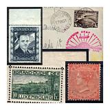 303. Gelaufene Fernauktion - Philatelie und Postgeschichte Ausland