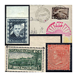 303. Closed Online auction - Foreign philately and postal history