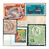 304. Rücklosliste der Fernauktion - Erlesene Lose und Sammlungen der Auktion