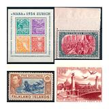 304. Rücklosliste der Fernauktion - Philatelie und Postgeschichte Ausland