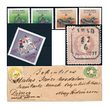 304. Online Auction sale of the unsold lots - Hungarian philately and postal history