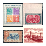 304. Online Auction sale of the unsold lots - Foreign philately and postal history