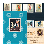 305. Closed Online auction - Foreign philately and postal history