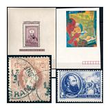 306. Gyorsárverés maradékeladás - Kiemelt tételek és gyűjtemények