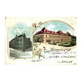307. Gelaufene Fernauktion - Ansichtskarten