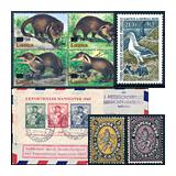 308. Gyorsárverés - Külföldi filatélia és postatörténet