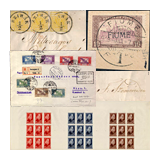 309. Closed Online auction - Hungarian philately and postal history