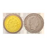 310. Online Auction sale of the unsold lots - Numismatics