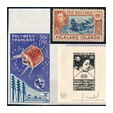 310. Online Auction sale of the unsold lots - Foreign philately and postal history