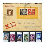 311. Gelaufene Fernauktion - Philatelie und Postgeschichte Ausland