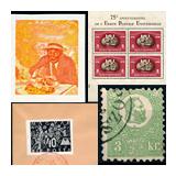 312. Fernauktion - Erlesene Lose und Sammlungen der Auktion