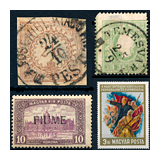312. Online auction - Hungarian philately and postal history