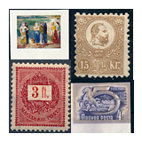 316. Online Auction sale of the unsold lots - Selected items and collections from the auction