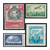 316. Online Auction sale of the unsold lots - Foreign philately and postal history