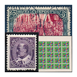 317. Closed Online auction - Foreign philately and postal history