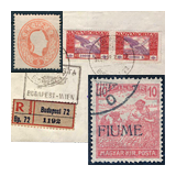 321. Online auction - Hungarian philately and postal history