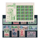 321. Online auction - Foreign philately and postal history