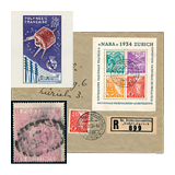 322. Online Auction sale of the unsold lots - Foreign philately and postal history