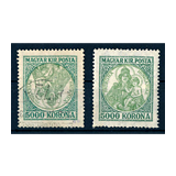 326. Online Auction sale of the unsold lots - Hungarian philately and postal history