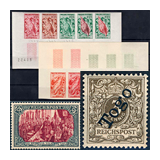 327. Closed Online auction - Foreign philately and postal history