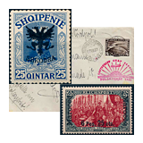 328. Online Auction sale of the unsold lots - Foreign philately and postal history