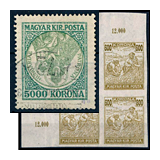 329. Closed Online auction - Hungarian philately and postal history